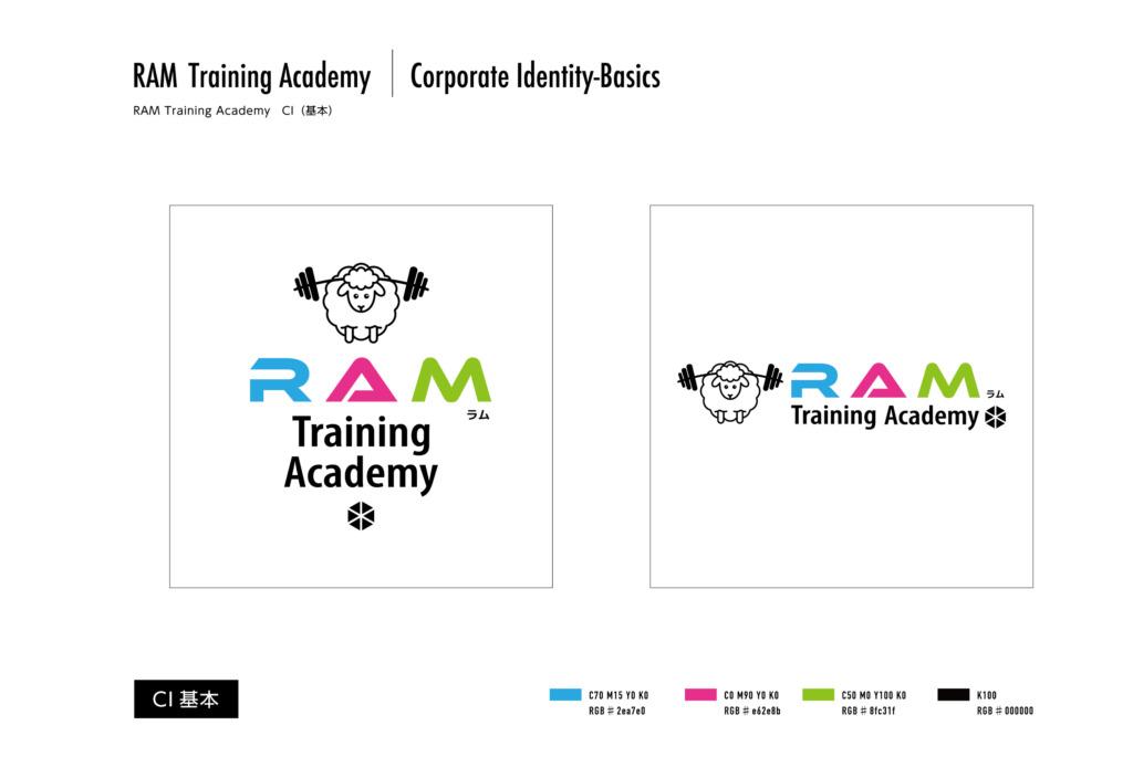 ramトレーニングアカデミーロゴ